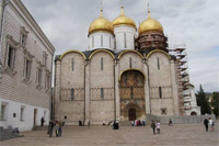 Tour To The Kremlin Including Visiting The Cathedral Of Dormitton And The Armory Museum