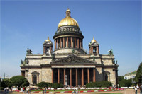 Tour To Saint Isaac's Cathedral