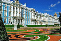 Tour To Tsarskoe Selo